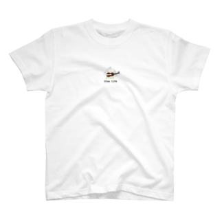 Slow life T-shirts