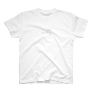談笑してるさかなくん T-shirts