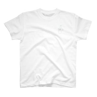 名無さんの嫌がるウサ T-shirts