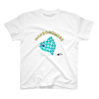マンボウの群れ(魚) T-shirts