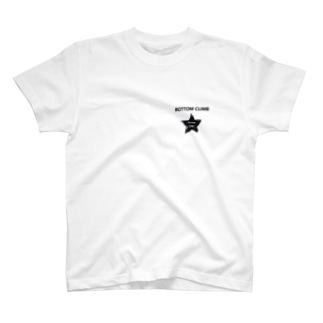 BOTTOM CLIMB  T-shirts