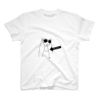 HEAVEN T-shirts