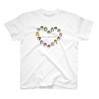 みんな ちがって みんないい T-shirts