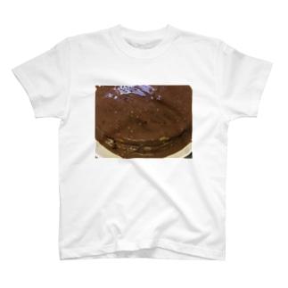 チョコダラ~リケーキ T-shirts