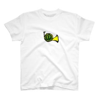 ホルンロゴ屋 T-shirts