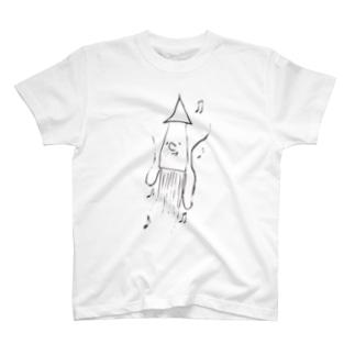イカくん T-shirts