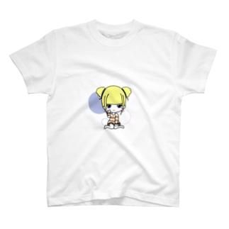 プラムちゃん T-shirts