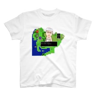 おわりのりゅうおう T-shirts