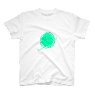 わだかまりのまるTシャツ T-shirts