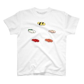 握り寿司 T-shirts