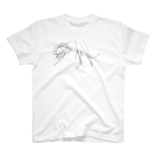 1歳11ヵ月のはじめてのデジタル絵。 T-shirts