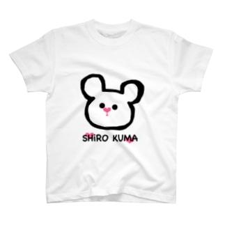 SHiRO KUMA T-shirts