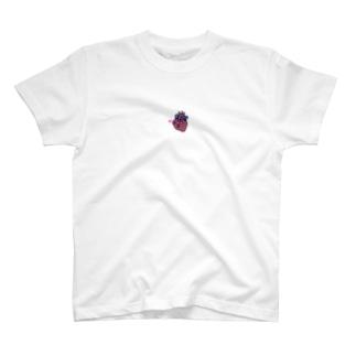 恋する心臓くん T-shirts