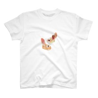 miruANの二兎を追う者は一兎をも得ず T-shirts