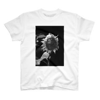 Flower_向日葵 T-shirts