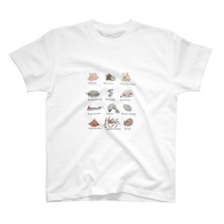 深海魚 T-shirts