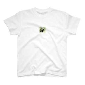 白猫 T-shirts