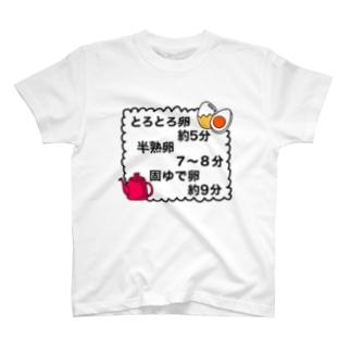 ゆでたまご T-shirts