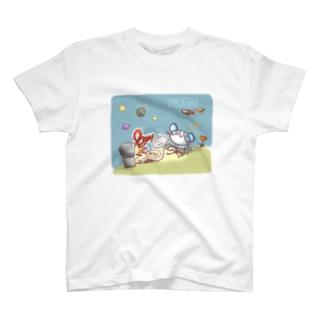 医学部マウントT T-shirts