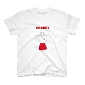 さくらんぼ少女。 T-shirts