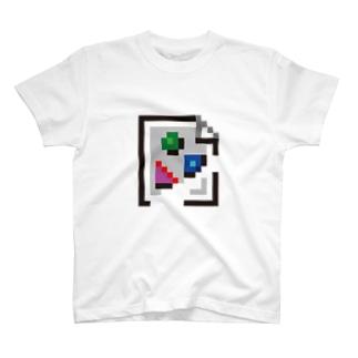broken image M T-shirts