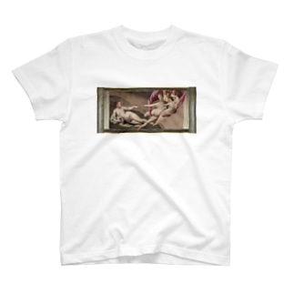 The Brand New Testament. Creation of Eve T-shirts