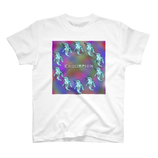 エンドルフィン(仕上がってるイルカ) T-shirts