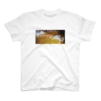 so cat distance T-shirts