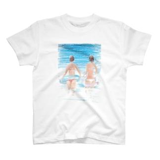 水着会議4 T-shirts