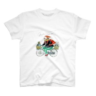 マダム・タカコshop (byジャズ ビレバン)のまってる人がいるから、それッッッ… T-shirts