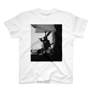 喫茶店の置物 T-shirts