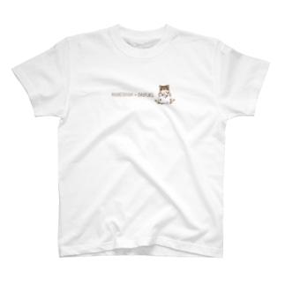 マメ柴だいふく T-shirts