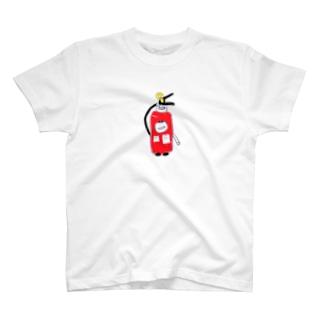 消化器くん T-shirts