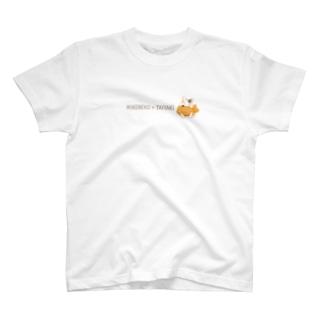 ミケ猫たいやき T-shirts