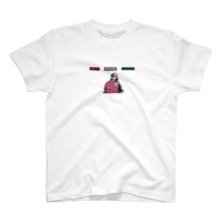 tomato_rollの大リーガー T-shirts