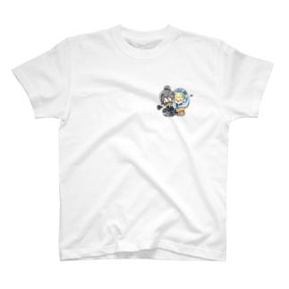 Shiina☻のバンガ・ワットソン T-shirts