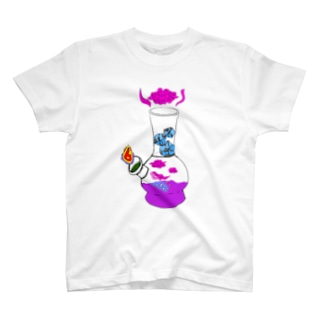 梵具でブクブク T-shirts
