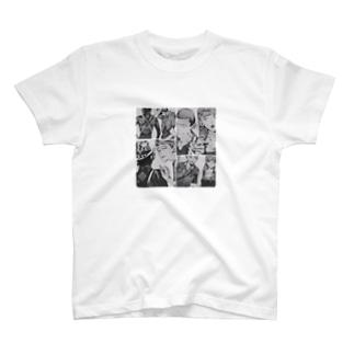 [唯我✴︎彗星]待ち合わせ T-shirts