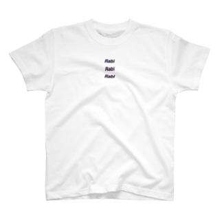 RabiのRabi T-shirts