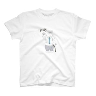 シロクマ先生 T-shirts