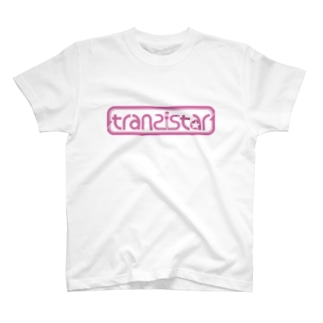 Transistor ロゴTシャツ T-shirts