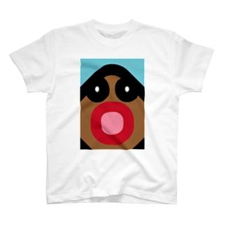 キャラクタークリエーションのワォ T-shirts