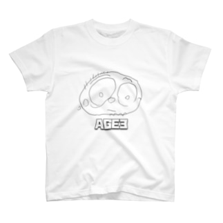 AGE3 No2 「PAPA」 T-Shirt