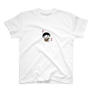 ウクレレぼうや T-shirts