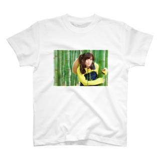黒田原娘・ゆめな T-shirts