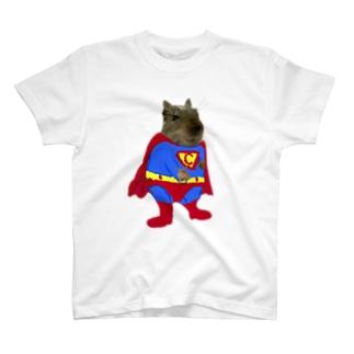 チョビーマン T-shirts
