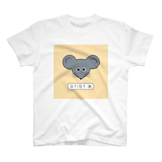 その他セカンドの7/1 T-shirts