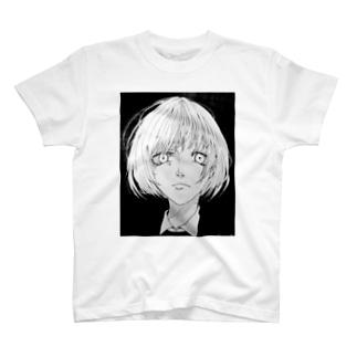 アルビノ T-shirts
