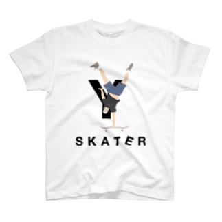 SKATER [Y] T-shirts
