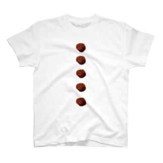 shimaの隠岐 梅干し T-shirts